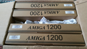 New Amiga 1200 cases in the box